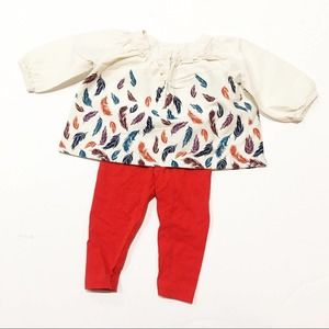 🌈 5 for $25 Baby Girl Outfit 0-3 m